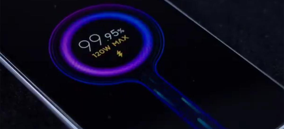 Como vai funcionar a recarga de 120W nos próximos smartphones da Xioami? Xiaomi detalha um pouco