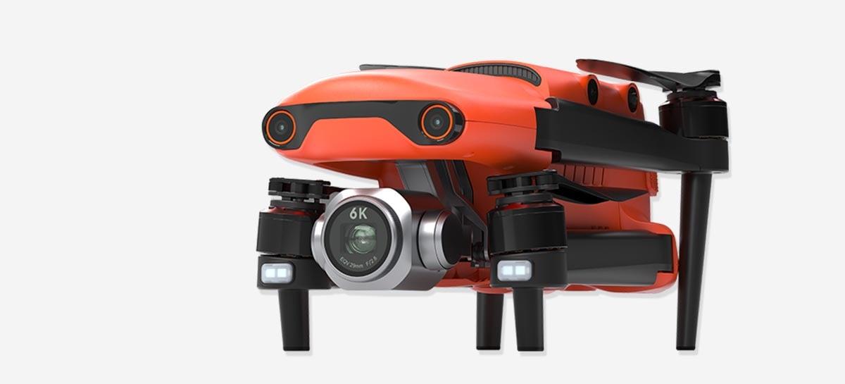 Concorrente da DJI faz pesquisa sobre o que deve ter no seu próximo drone