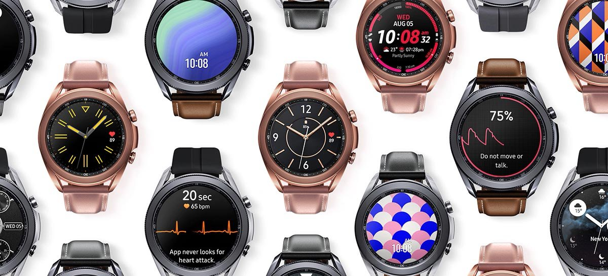 CONFIRMADO: Samsung Galaxy Watch 4 virá com sistema Google Wear