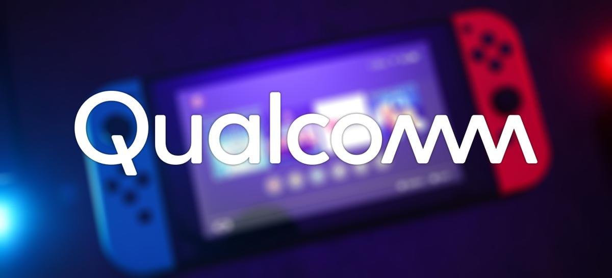 Console portátil da Qualcomm não se conectará em redes 4G e 5G