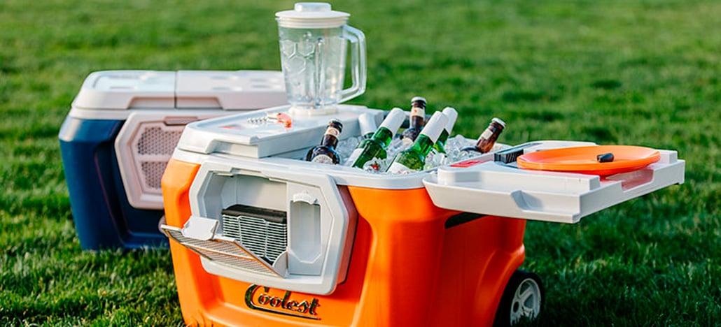 Coolest Cooler está encerrando as suas atividades ainda devendo para clientes