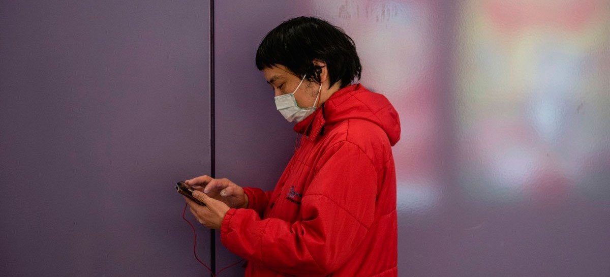 Coronavírus: app chinês promete detectar infectados e áreas de risco