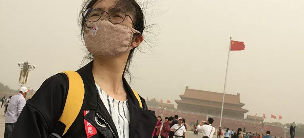 Medidas da China para conter coronavírus reduzem poluição drasticamente