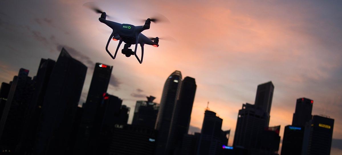 Nova Iorque terá corredor de 80 quilômetros para drones com tecnologia 5G