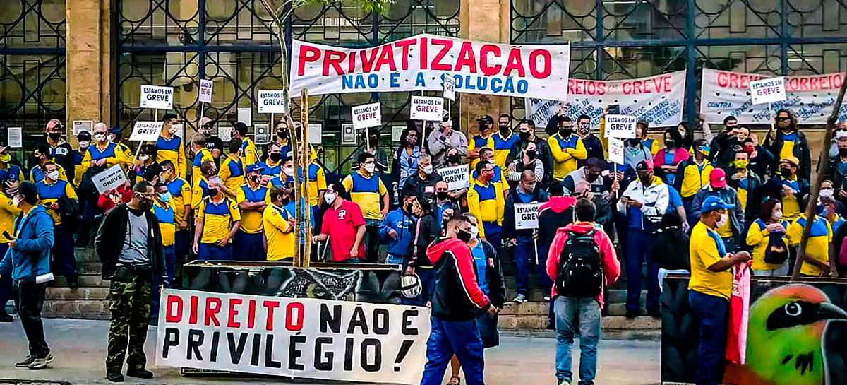 Projeto de Lei para privatização Correios será enviado no dia 13 de outubro