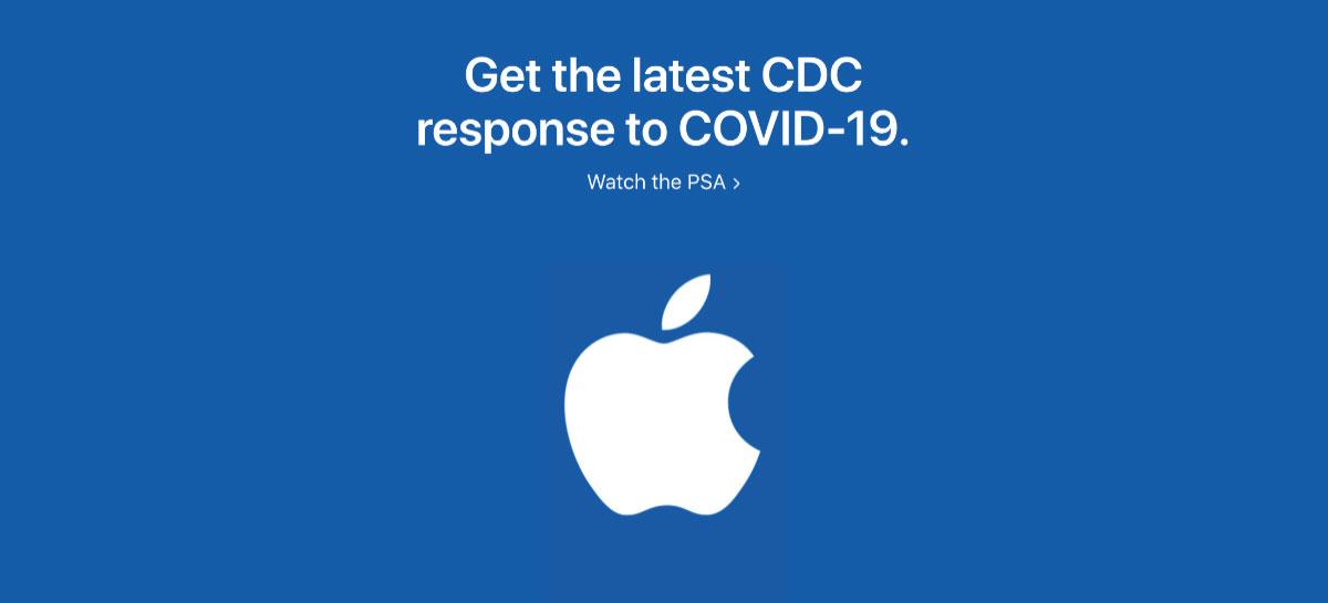 Apple implementa questionário sobre sintomas do Covid-19 na Siri