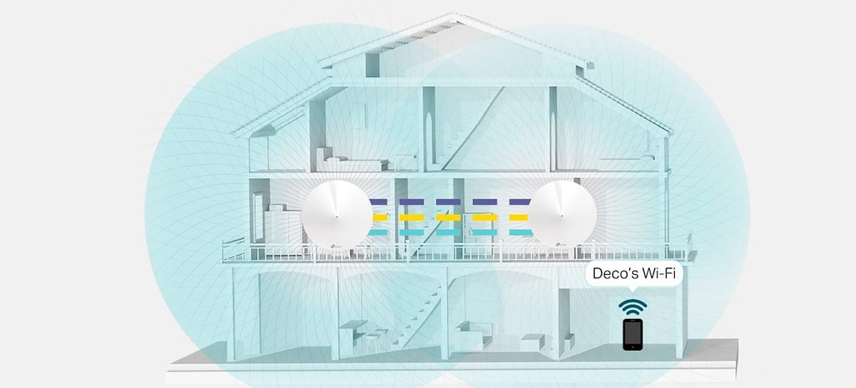 TP-Link anuncia no Brasil roteador Deco M9 Plus com sistema Wi-fi smart home mesh