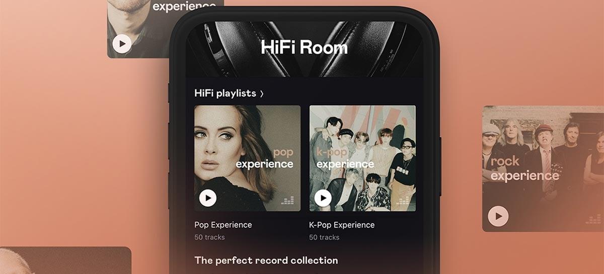 Deezer HiFi vai transmitir músicas com reprodução em 360º