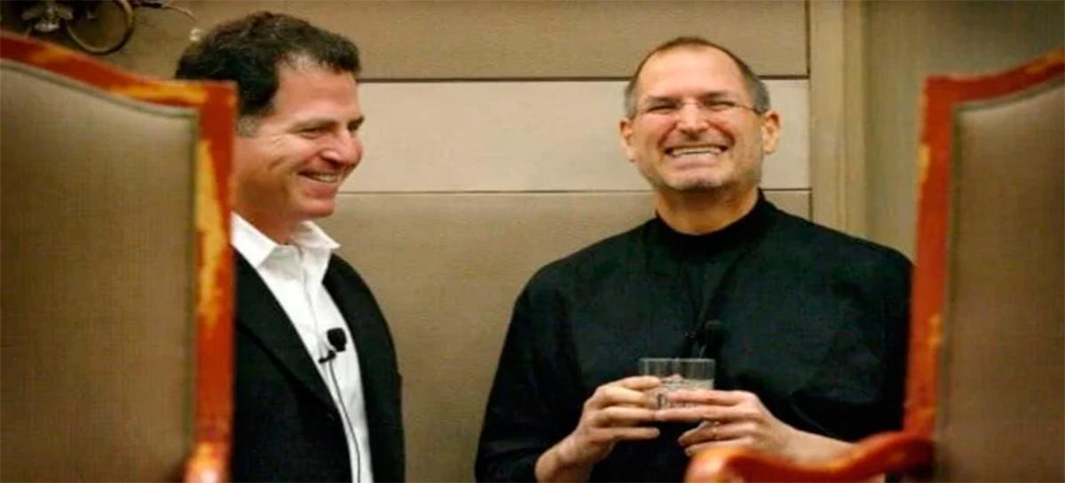 Dell poderia estar rodando sistema macOS se Steve Jobs estivesse vivo