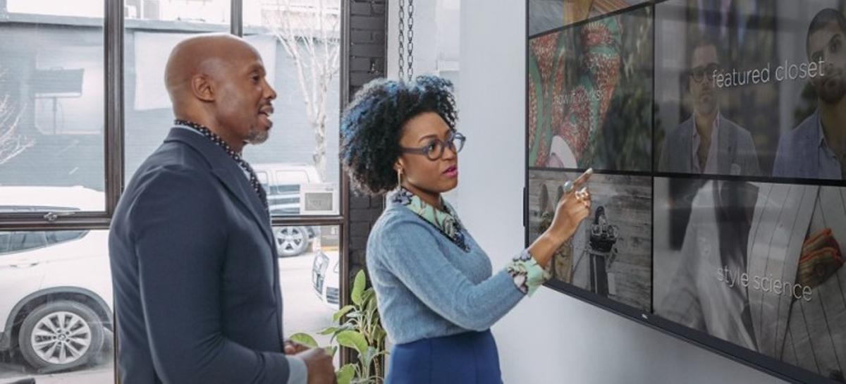 Novo Dell Interactive Touch Monitor tem 86 polegadas e resolução 4K