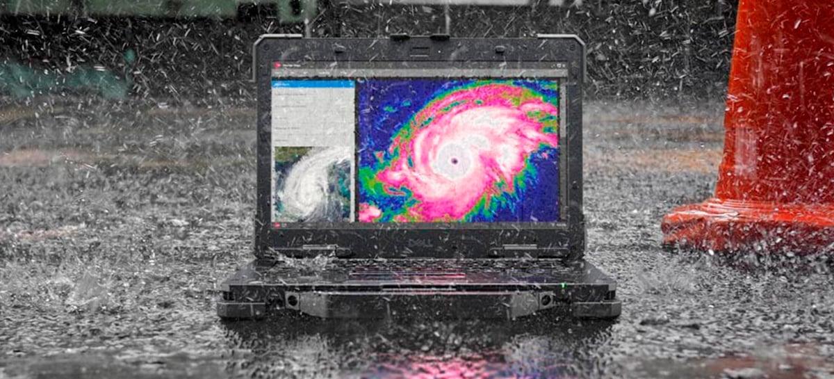 Novo notebook Dell Latitude será praticamente indestrutível