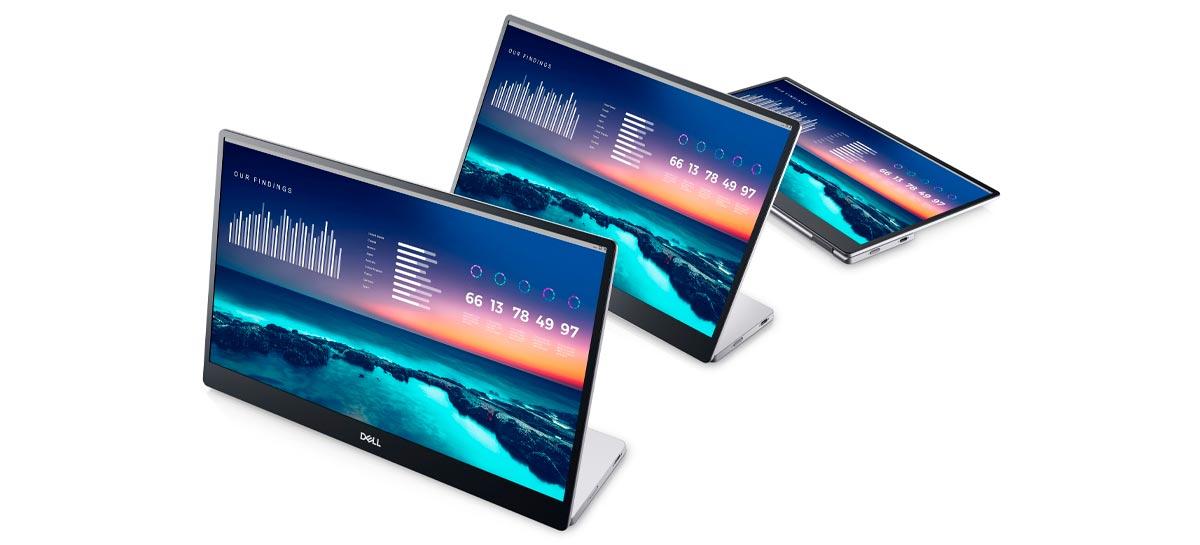 Dell lança seu primeiro monitor portátil no Brasil por R$ 2.890