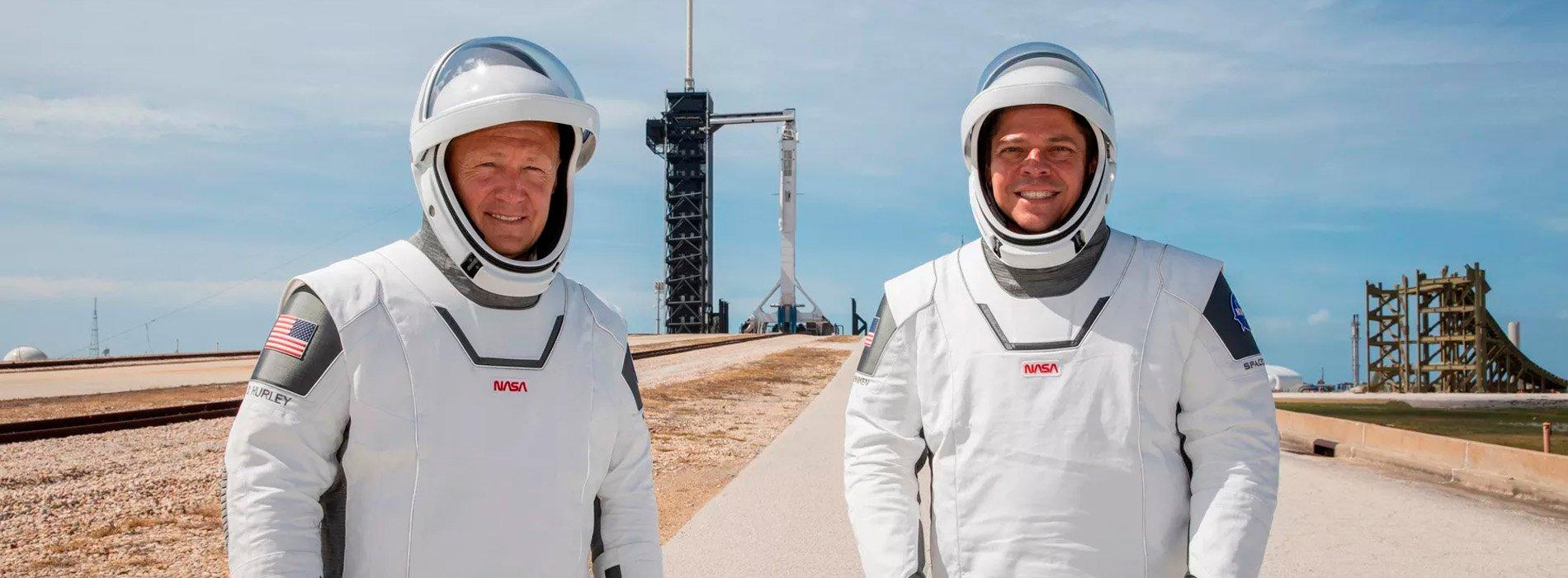 O lançamento TRIPULADO da SpaceX é mais importante do que parece - Entenda os motivos [+Update]