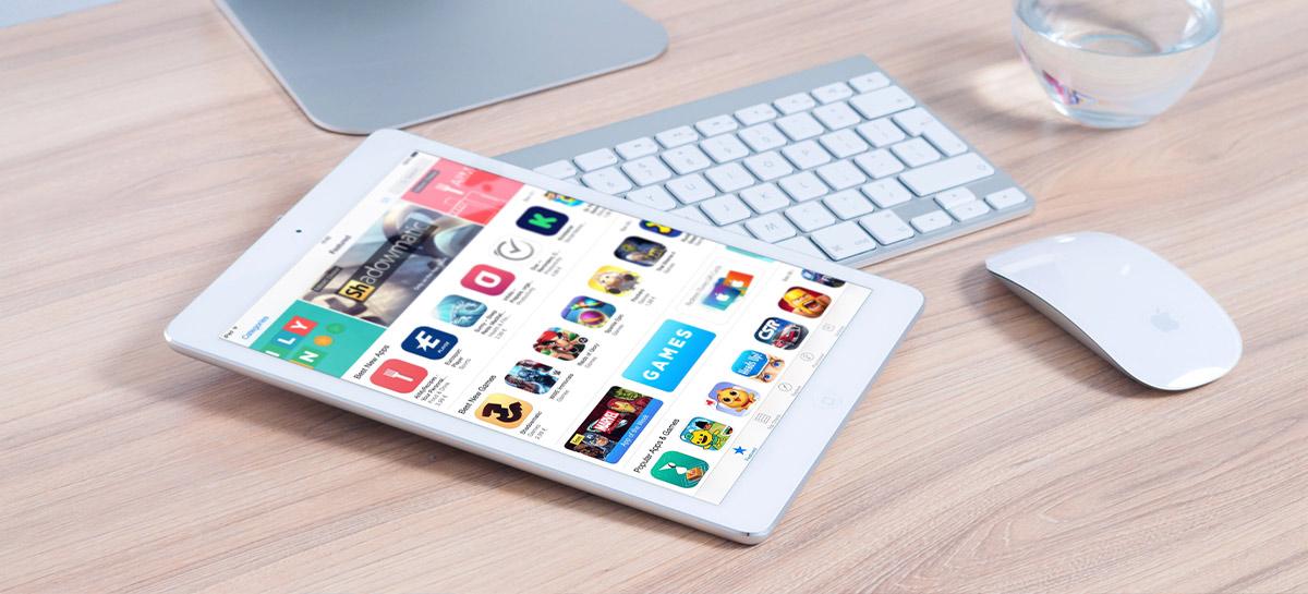 Consumidores gastaram US$ 40 bilhões na App Store no primeiro semestre de 2021