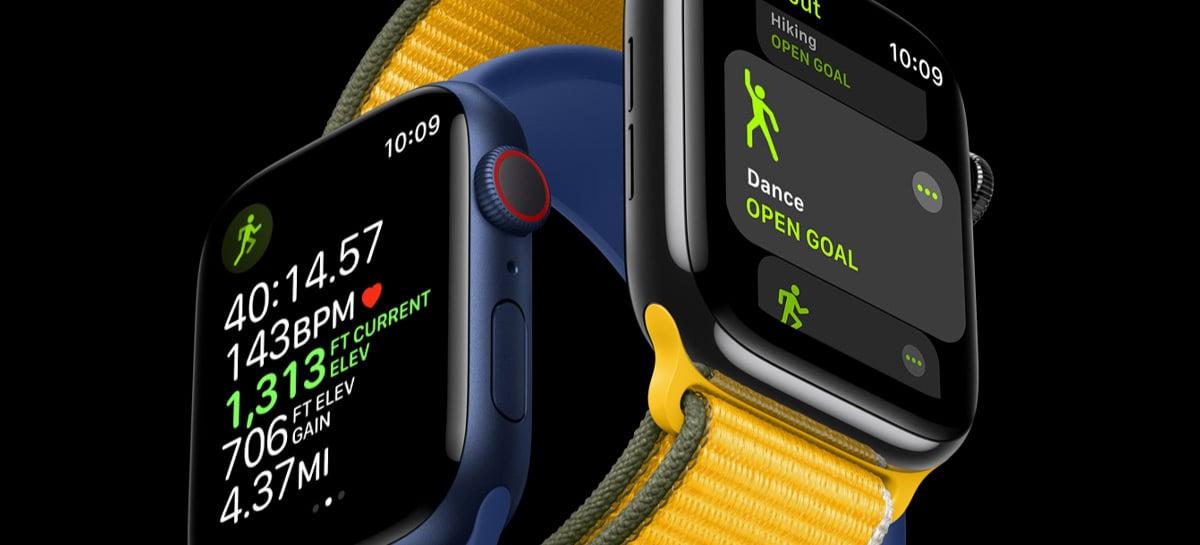 Pulseira do Apple Watch Series 7 pode não ser compatível com os modelos atuais [RUMOR]