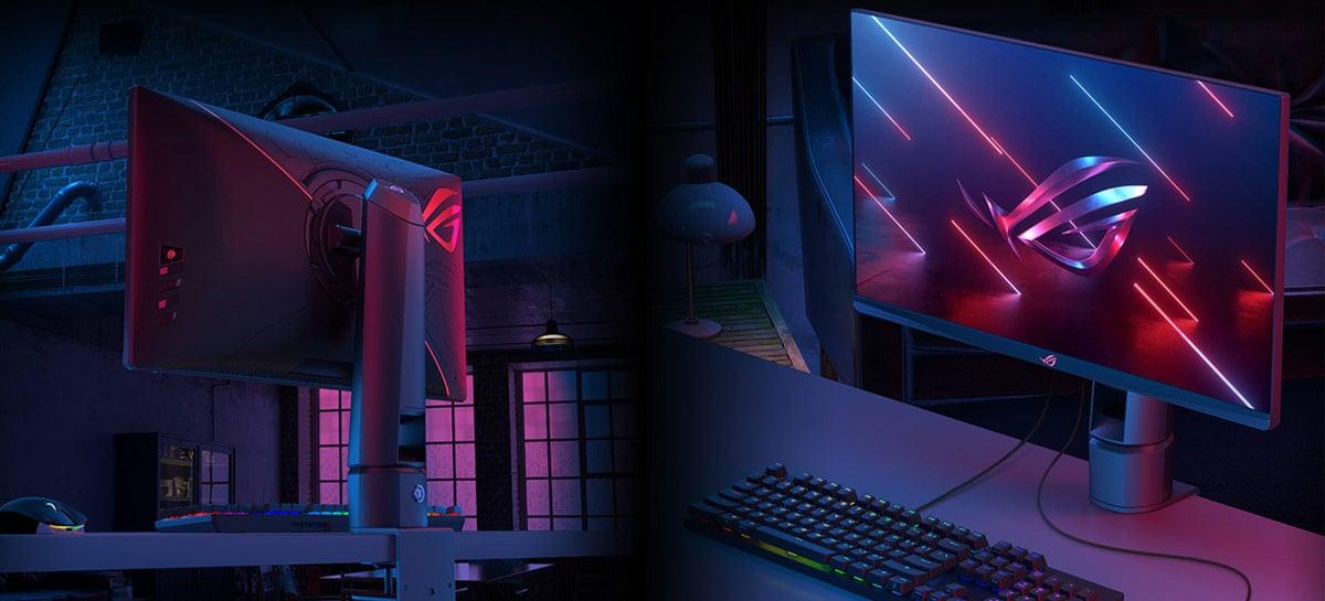 Nova geração de monitores gamer com telas de 480Hz está em desenvolvimento