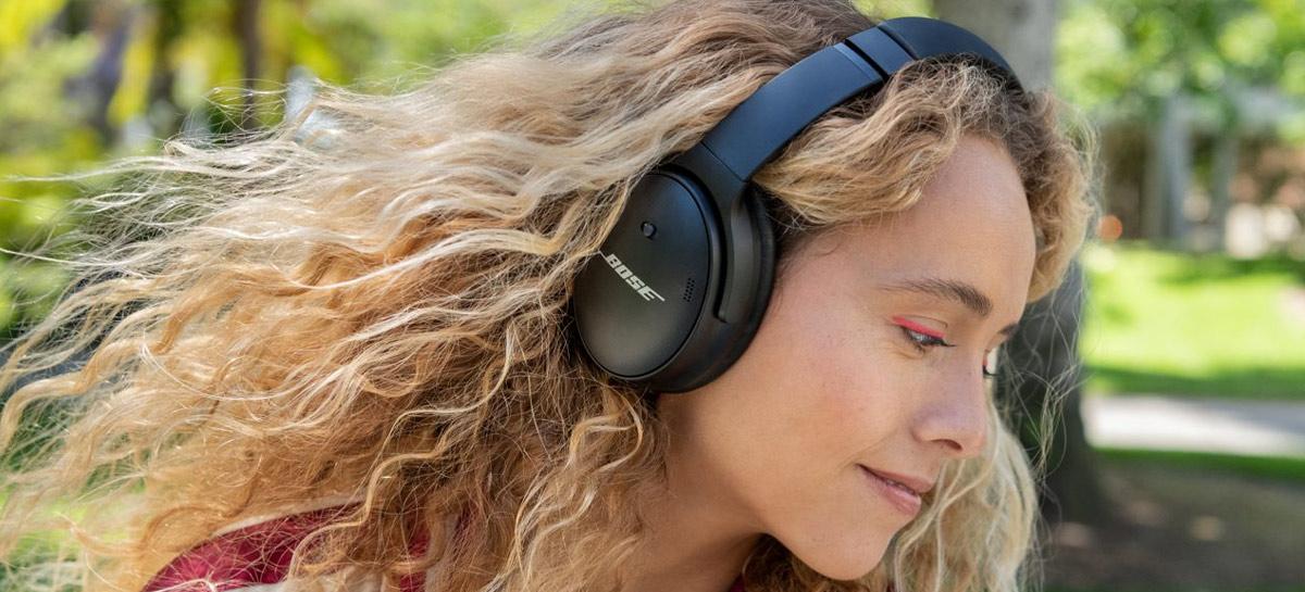 Bose lança fones de ouvido QuietComfort 45 com recarga via USB-C e bateria de 24h