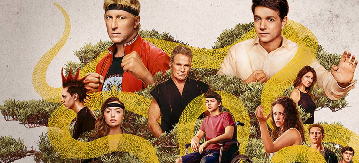 Cobra Kai: Netflix renova série para quinta temporada antes da estreia da quarta