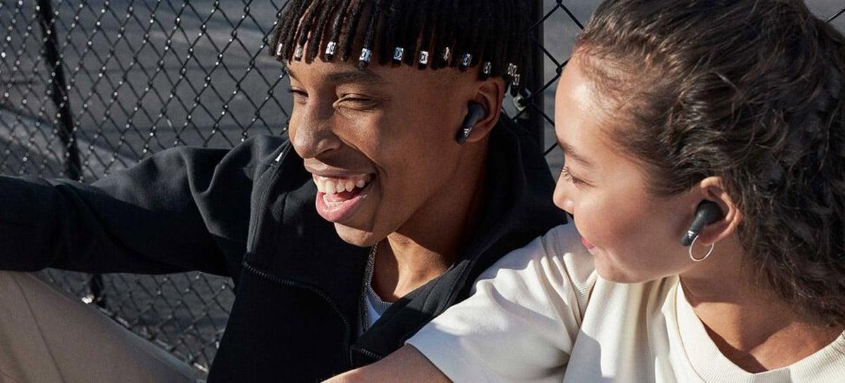 Adidas lança 3 fones de ouvido true wireless com foco na prática de esportes