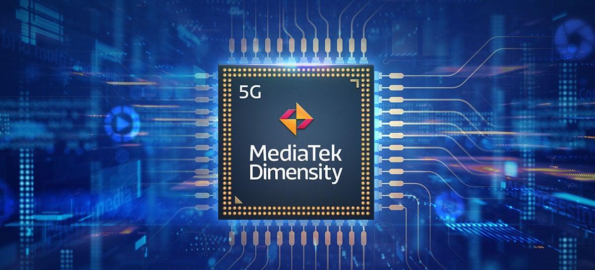 MediaTek prepara chipset top de linha para smartphones com 5G e fabricação em 4nm