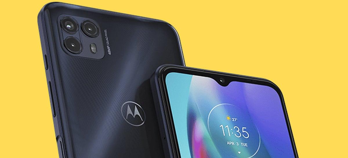 Imagens do Motorola Moto G50 5G já circulam na internet antes do anúncio oficial