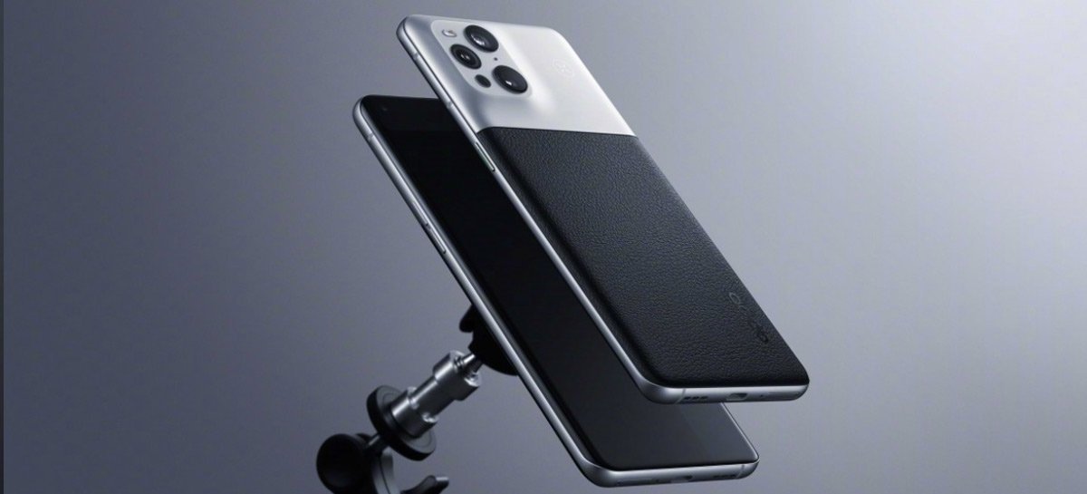 Oppo e Kodak revelam edição limitada do smartphone Find X3 Pro: Photographer Edition