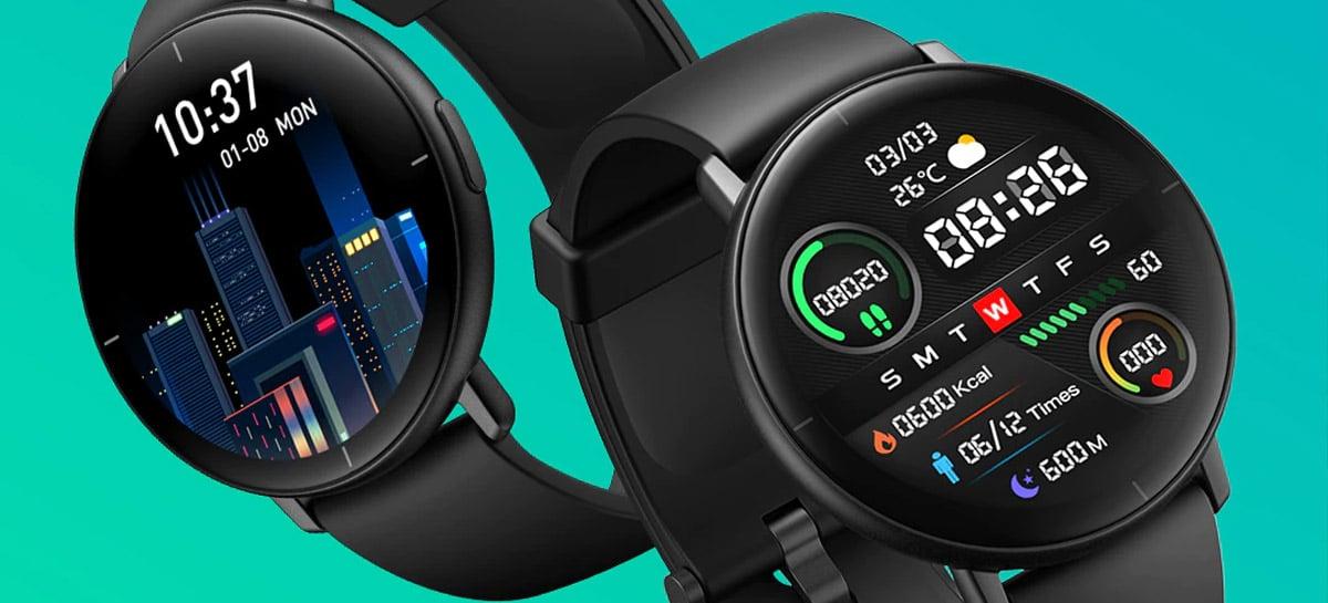 Xiaomi lança smartwatch Mibro Lite com tela AMOLED 2.5D