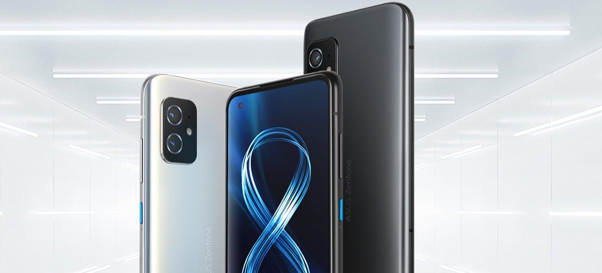 ASUS está recrutando Beta testers para o Android 12 no Zenfone 8