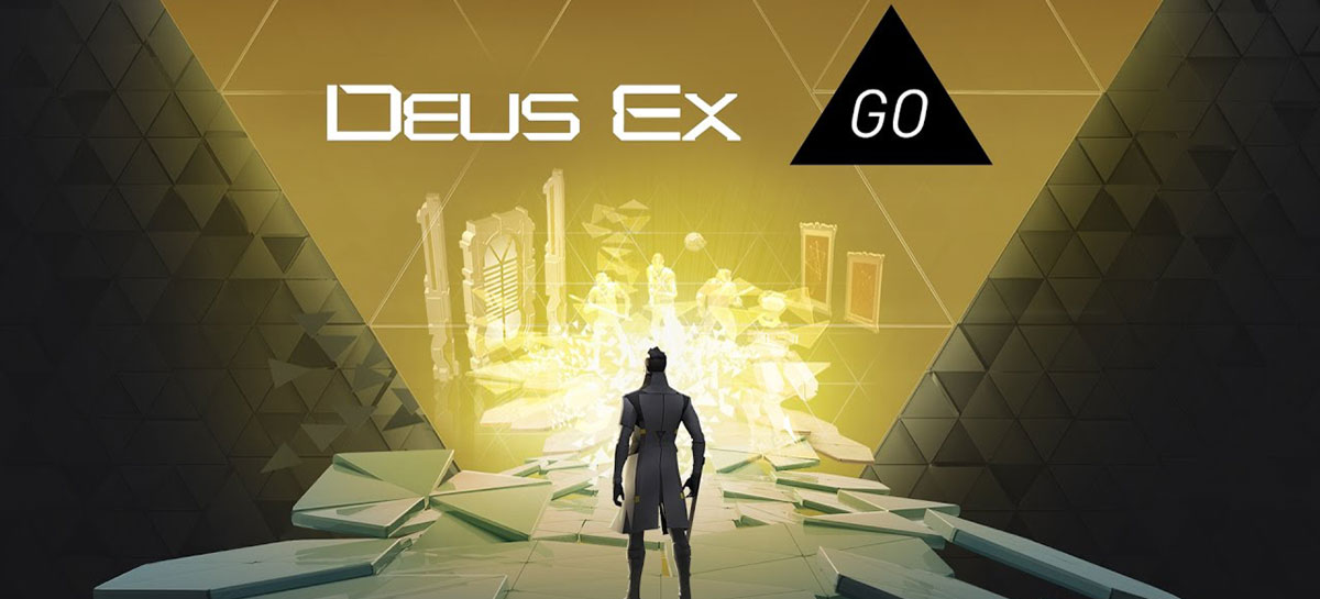 Square Enix está dando Deus Ex Go para Android e iOS