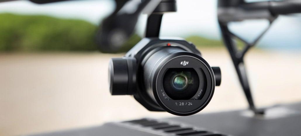 DJI anuncia câmera Zenmuse X7 Super 35, para o drone Inspire 2