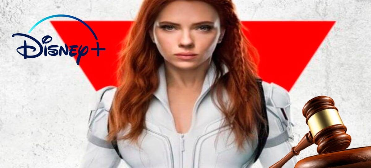 Scarlett Johansson processa Disney após lançamento de Viúva Negra na Disney+