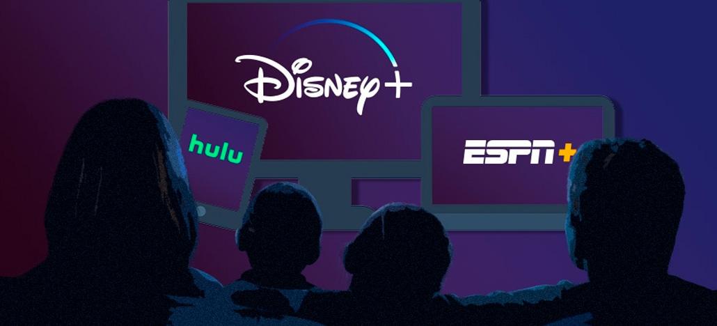 Disney anuncia pacote com streamings Disney+, Hulu e ESPN+ por US$12,99 ao mês
