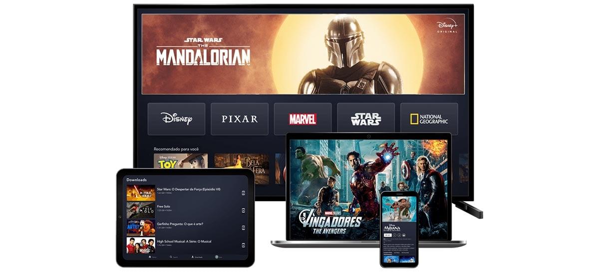 Disney+ poderá ter assinatura mais barata com exibição de anúncios em filmes e séries