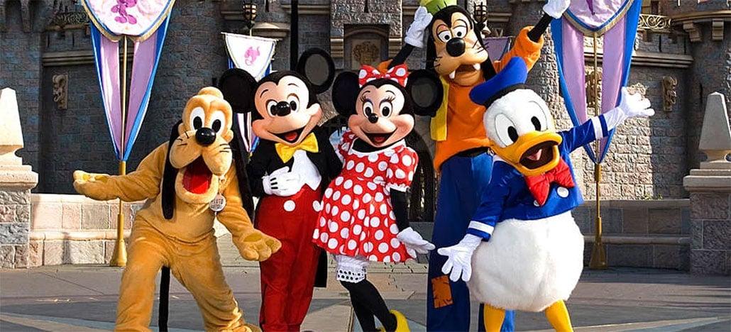 Você pode fingir que está na Disneyland pelo Google Maps