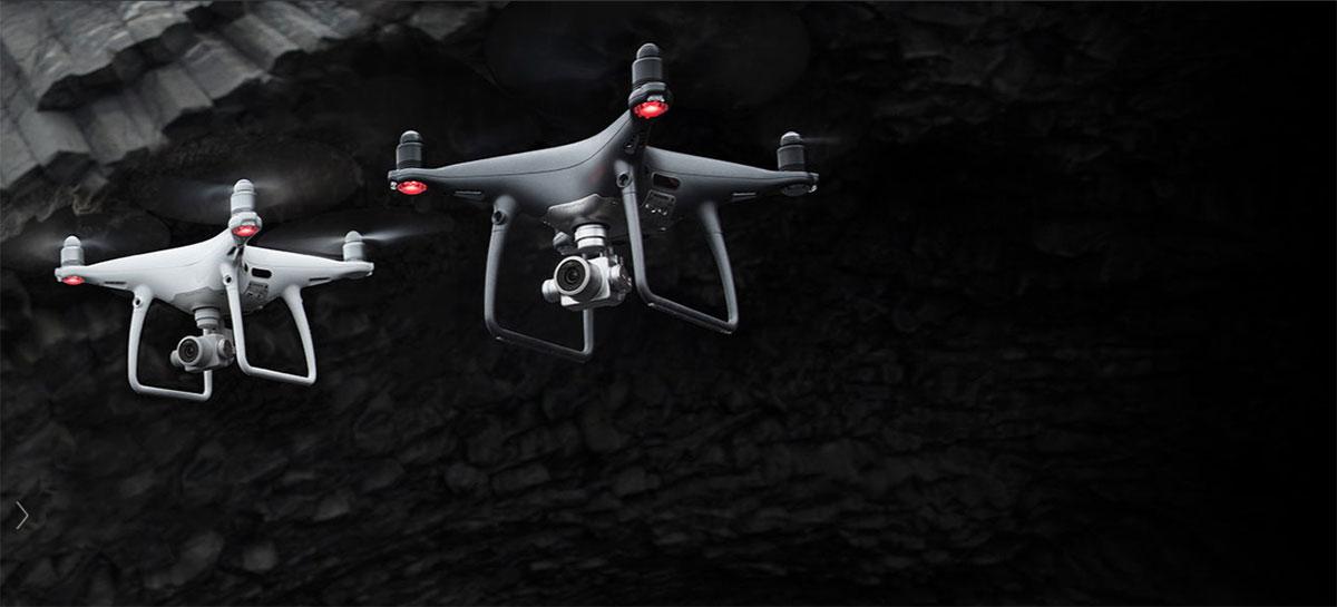 Departamento de Justiça dos EUA bane compra de drones da DJI