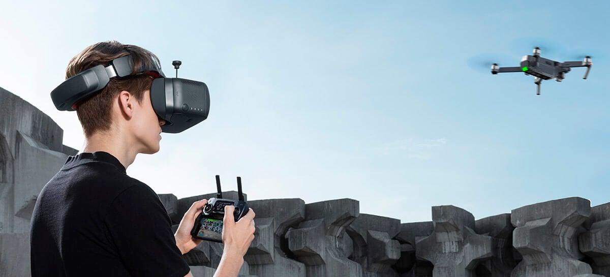 Novos vazamentos do drone FPV da DJI revelam janela de lançamento e até som ao ligar