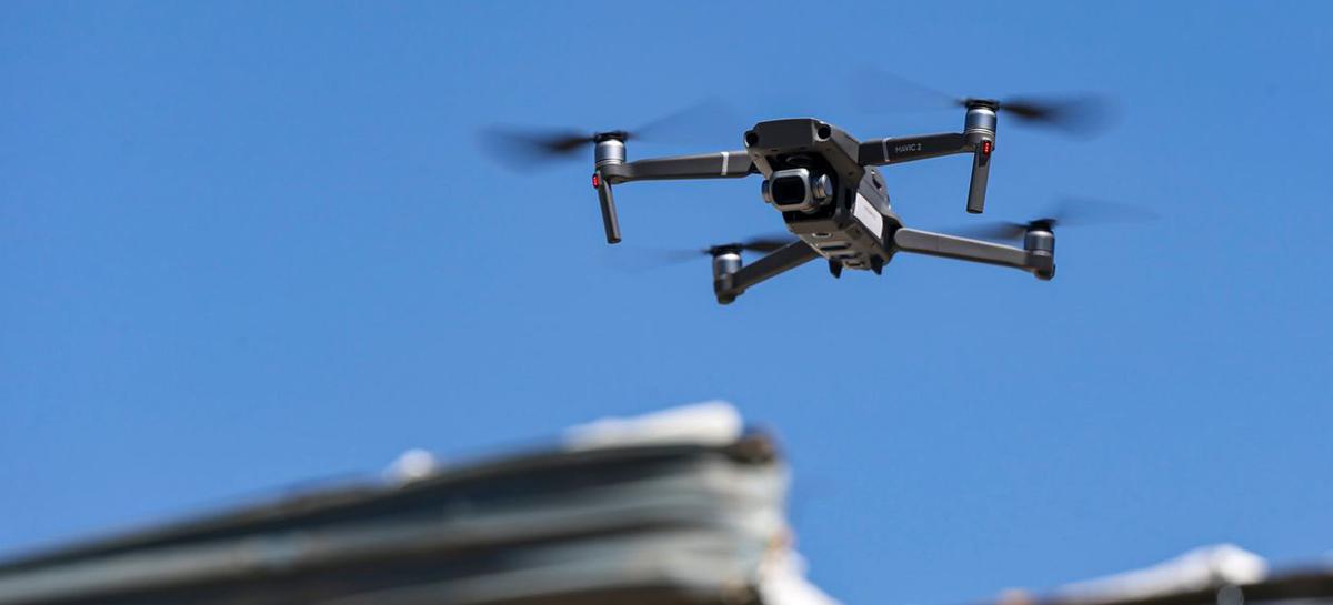 Donald Trump ordena avaliação dos riscos de segurança de drones chineses em uso nos EUA