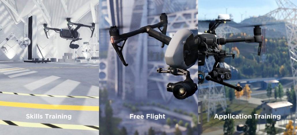 DJI Flight Simulator já está disponível para você aprender a