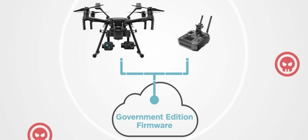 DJI Government Edition é a nova solução de drones de alta segurança