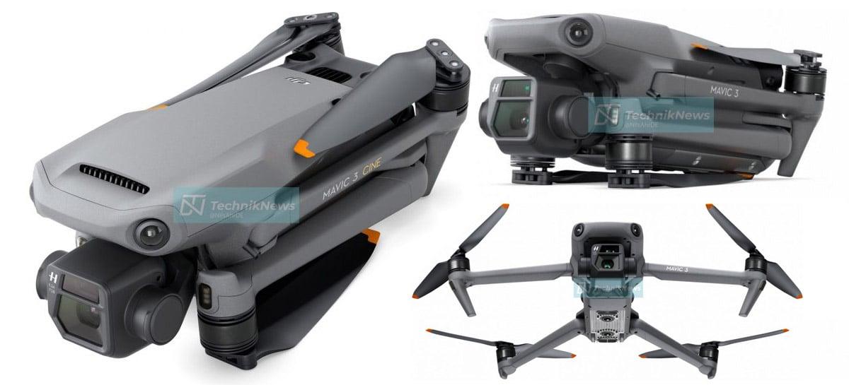 DJI Mavic 3 - TUDO sobre o drone: 5.1K, 4K 120FPS, 46 minutos e 15Km de distância
