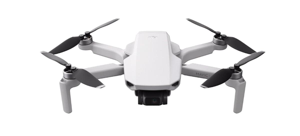 Novo Firmware do drone DJI Mavic Mini libera GEO zonas