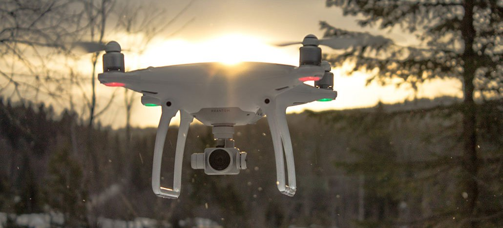 Piloto de drone é multado em US$ 20.000 depois de pousar Phantom 3 em aeroporto
