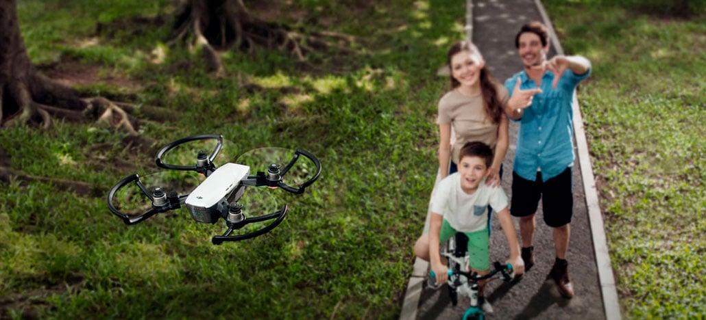 DJI teria adiado lançamento do drone Spark 2, que era esperado para julho [Rumor]