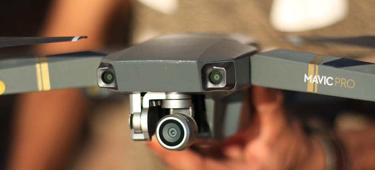 DJI tem 94% do mercado global de drones para consumidores, diz relatório