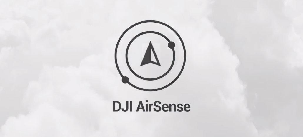 DJI AirSense - entenda tecnologia para drones detectarem aviões e helicópteros
