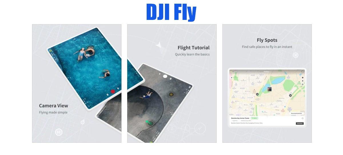 App DJI Fly 1.4.8 é lançado com suporte para o novo drone baratinho DJI Mini SE