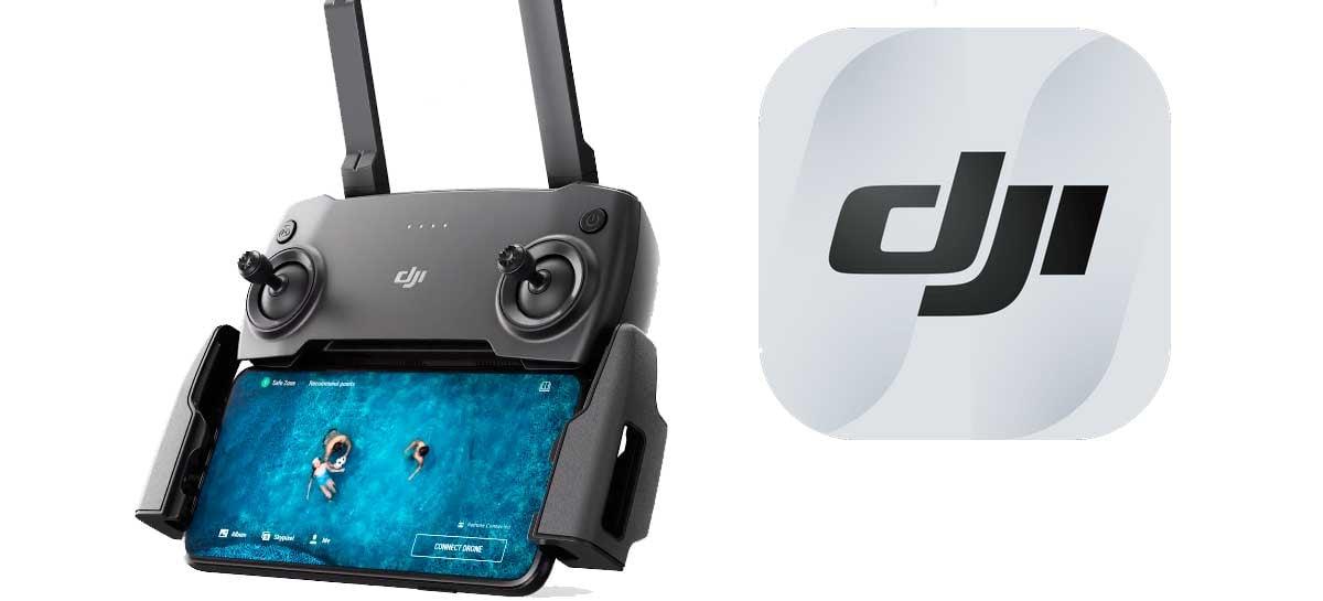 DJI Fly versão 1.1.6 corrige travamentos e melhora estabilidade no iOS