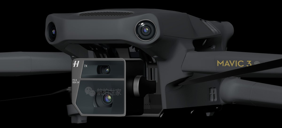 Drone DJI Mavic 3 deve ser anunciado em novembro - Veja especificações [+UPDATE]