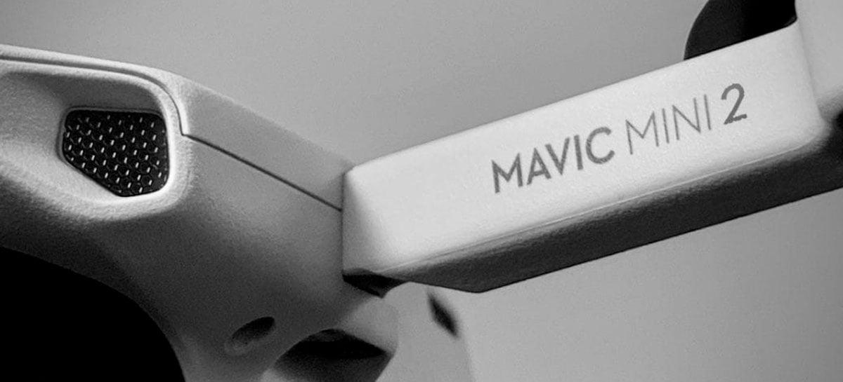 DJI Mavic Mini 2 pode ser lançado dia 5 de novembro a partir de US$449