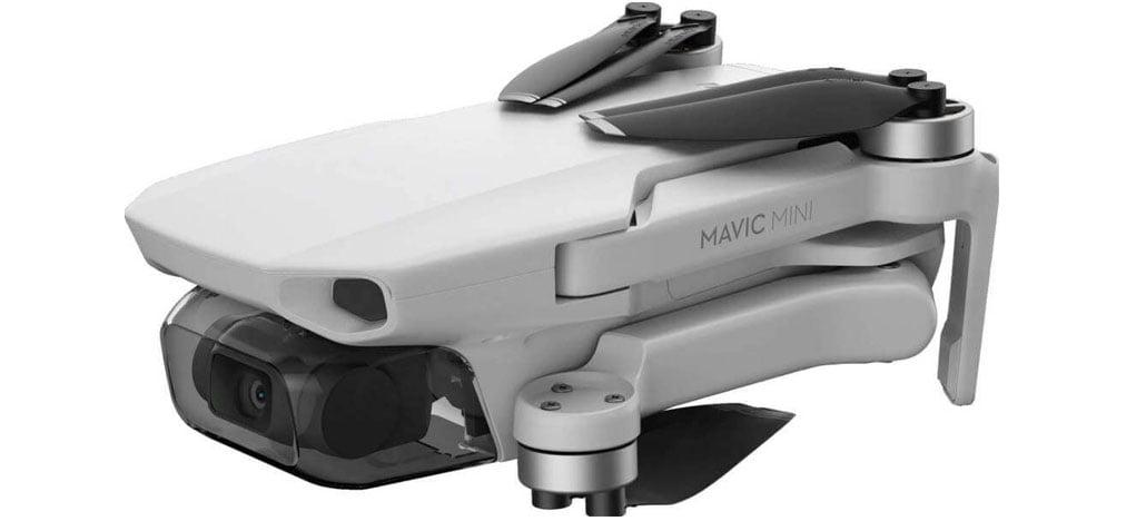 Esse é o drone DJI Mavic Mini que será anunciado na quarta-feira dia 30 [+ANÁLISE]